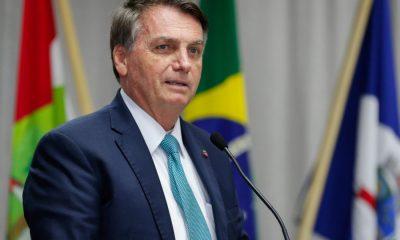 """""""Concederemos visto humanitário para cristãos, mulheres, crianças"""", diz Bolsonaro"""